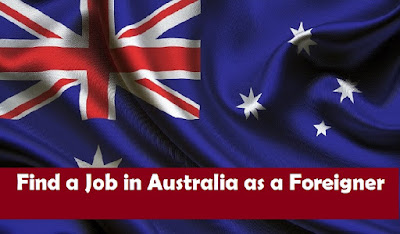 how to find job in australia from canada