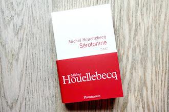 Lundi Librairie : Sérotonine - Michel Houellebecq