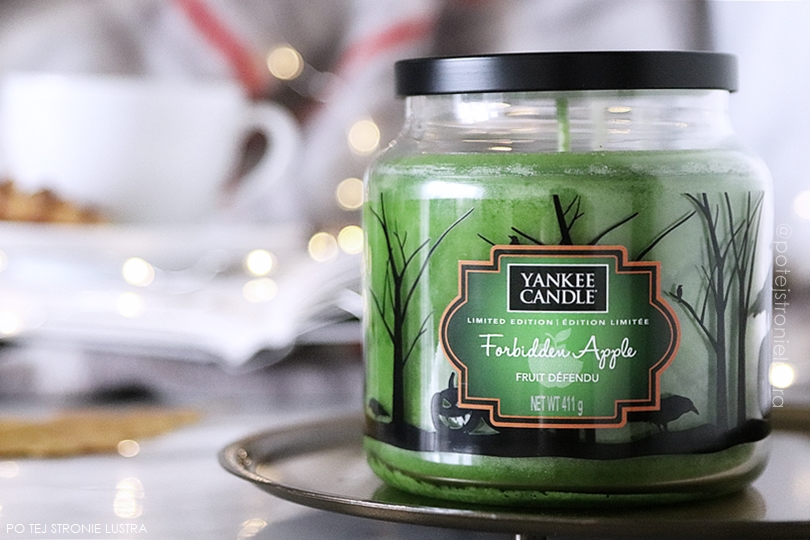 forbidden apple yankee candle