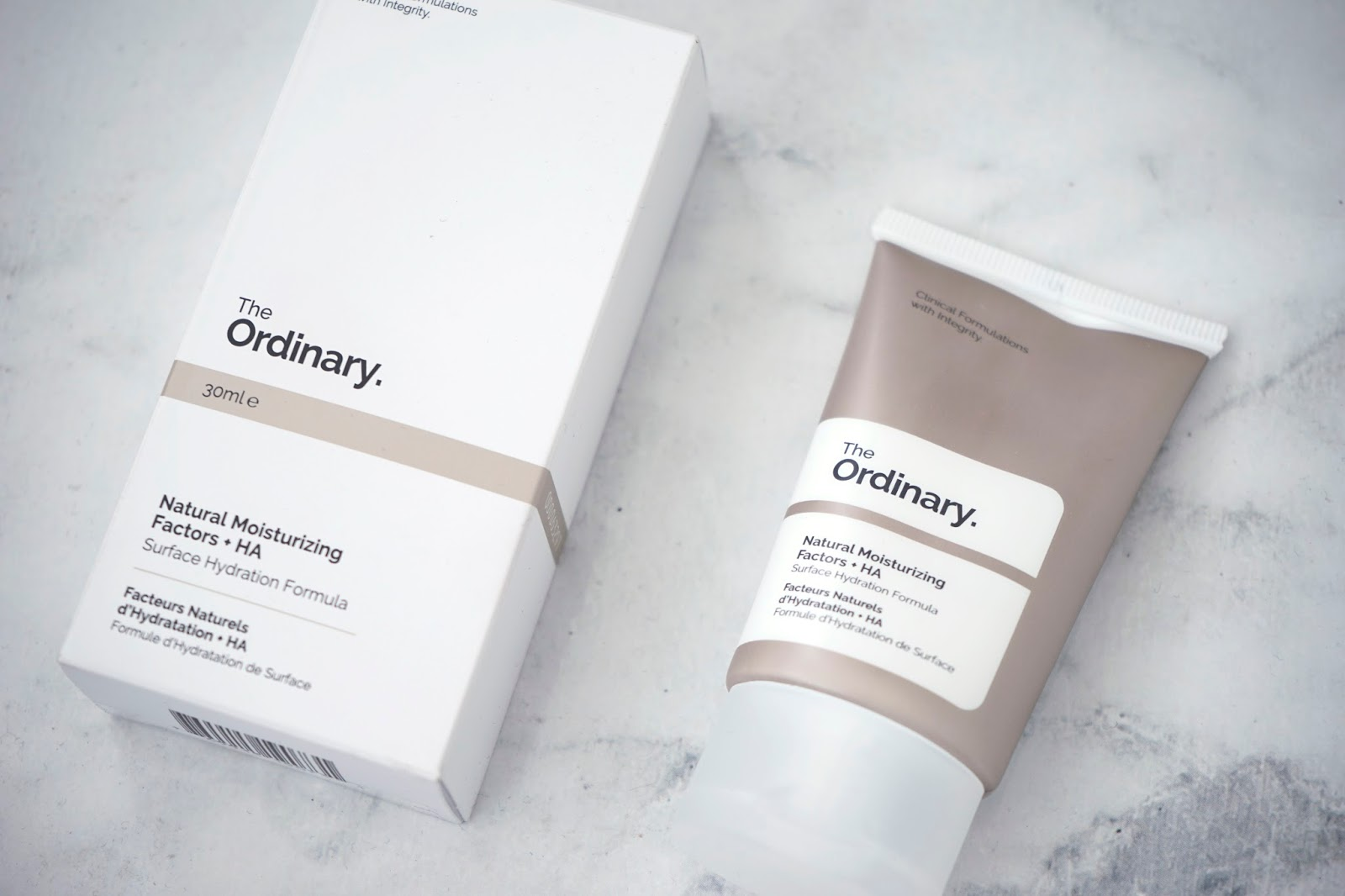 Natural Moisturizing Factors + HA by the ordinary #21