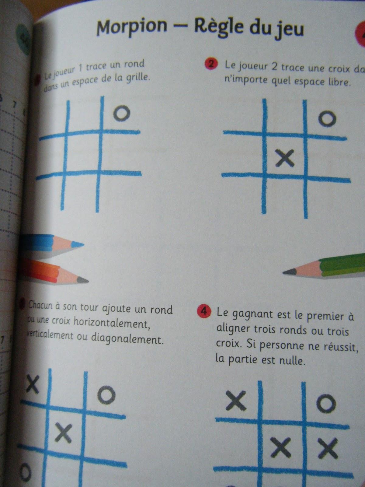 les taratatas de sandra a quoi jouent ils jeux avec du papier et un crayon. Black Bedroom Furniture Sets. Home Design Ideas