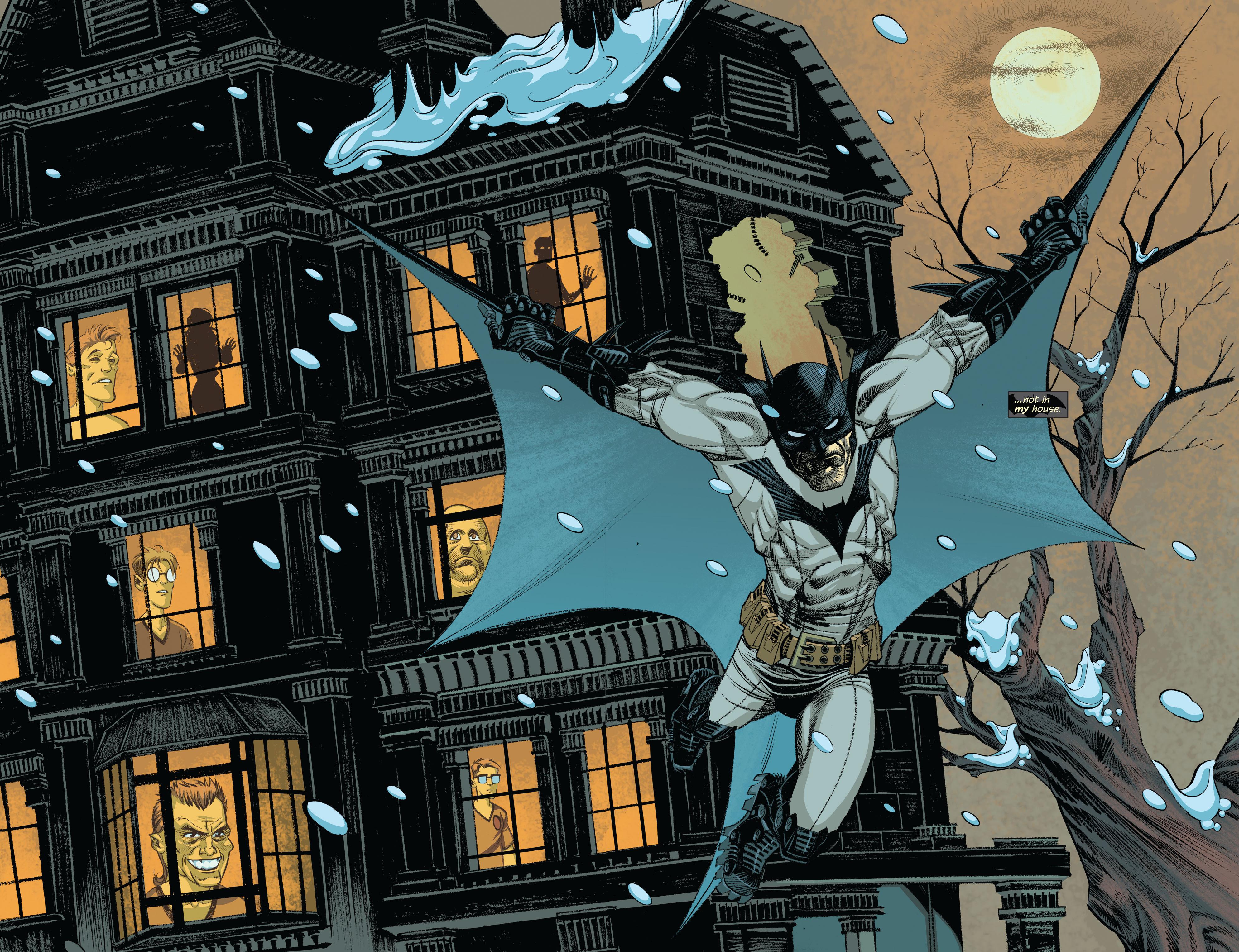 Read online Arkham Manor comic -  Issue #5 - 11