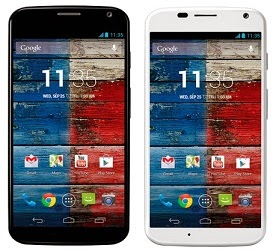 Moto X (16 GB)(Black, Without Adapter) for Rs.17599 | Moto X (16 GB)(White, With Adapter) for Rs.17999 Only @ Flipkart