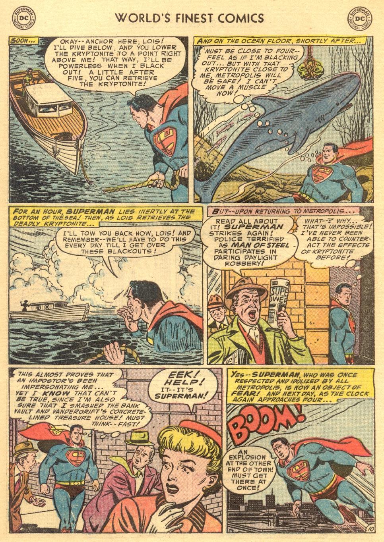 Read online World's Finest Comics comic -  Issue #70 - 12