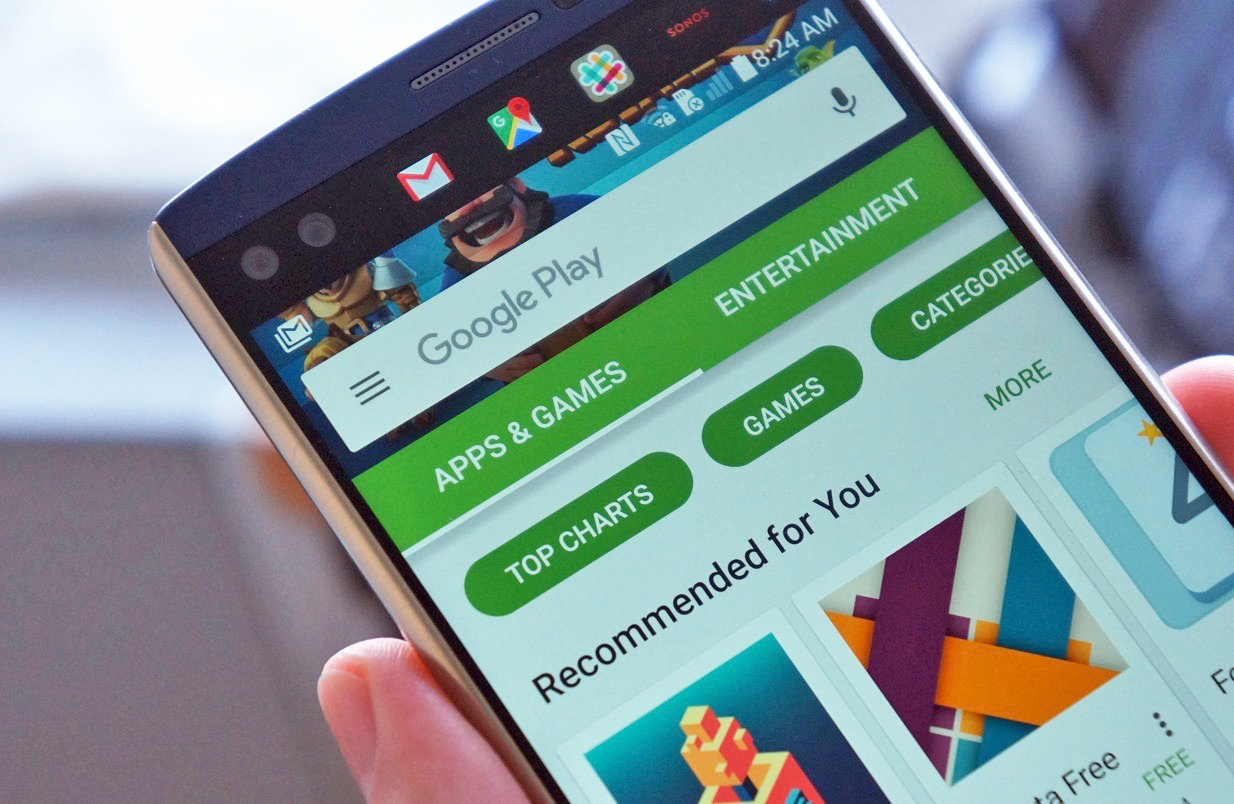 Google is unable to improve its Play Store app submission