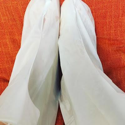 Iroha nature, mascarilla pies, foot mask socks, relax, menta