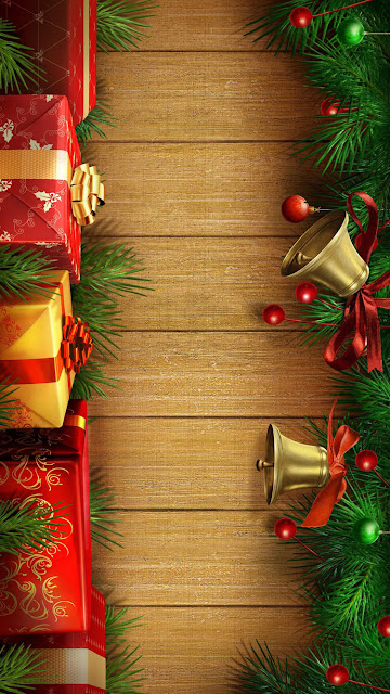 merry happy christmas 2016 hd iphone 7 wallpapers