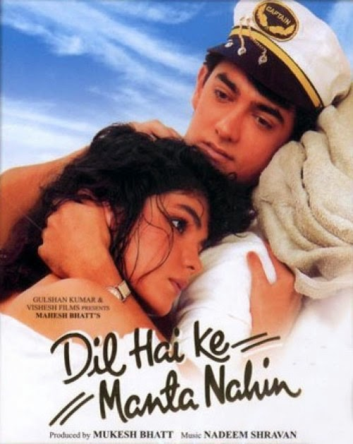 Download Dil Hai Ki Manta Nahin (1991) DVDRip 400mb ESubs