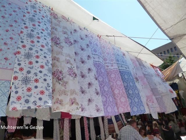 Bakırköy pazarı nevresim modelleri