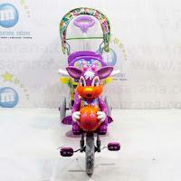 sepeda roda tiga royal boncengan