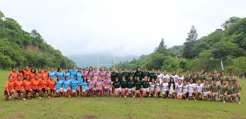 1º Edición del Torneo de Seleccionados Juveniles Femeninos en El Cadillal - Tucumán.