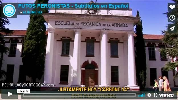 CLIC PARA VER VIDEO Putos Peronistas, Cumbia del Sentimiento - DOCUMENTAL - 2012