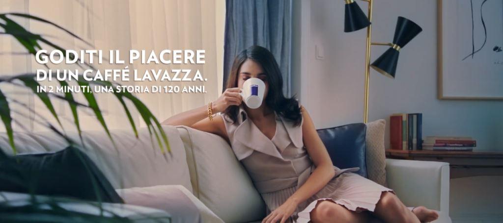 Nome modella Lavazza Prontissimo con Foto