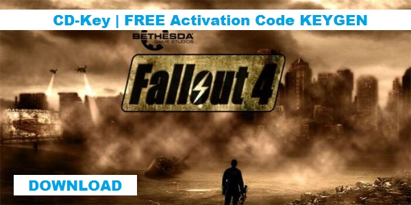 Fallout 4 free steam key