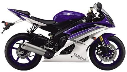 Harga Yamaha YZF R6