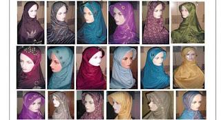 Macam Macam Hijab 2016