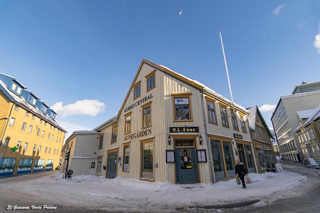 Aunegården, Tromsø - Noruega, por El Guisante Verde Project