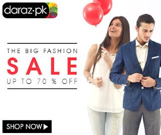 Daraz com pk black friday