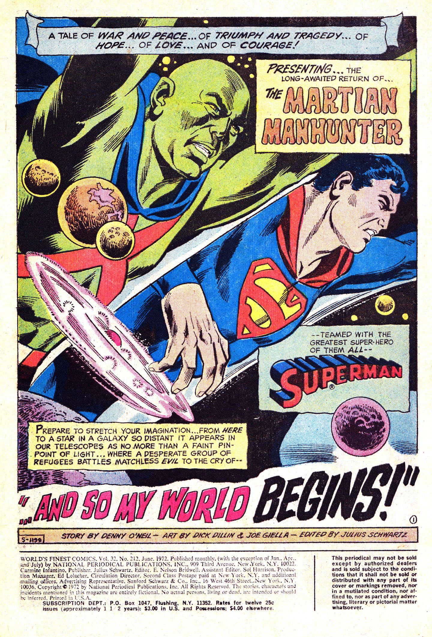 Read online World's Finest Comics comic -  Issue #212 - 3