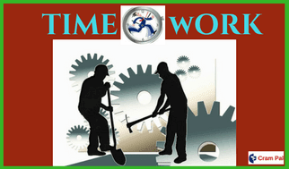 Time and Work concepts, Solved problems with formulas