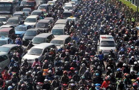 Dominggus Oktavianus: Perluasan Larangan Sepeda Motor Takkan Kurangi Kemacetan Jakarta