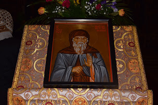 Sfantul Cuvios Dimitrie cel Nou, Ocrotitorul Bucurestilor