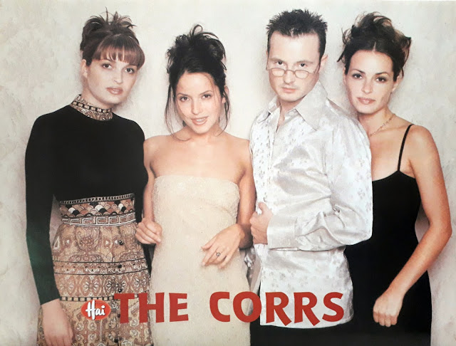 PIN UP THE CORRS