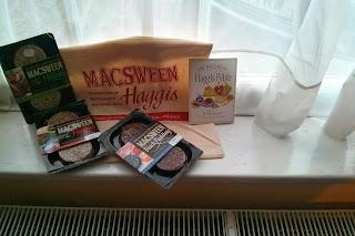 Macsween Haggis Delivery