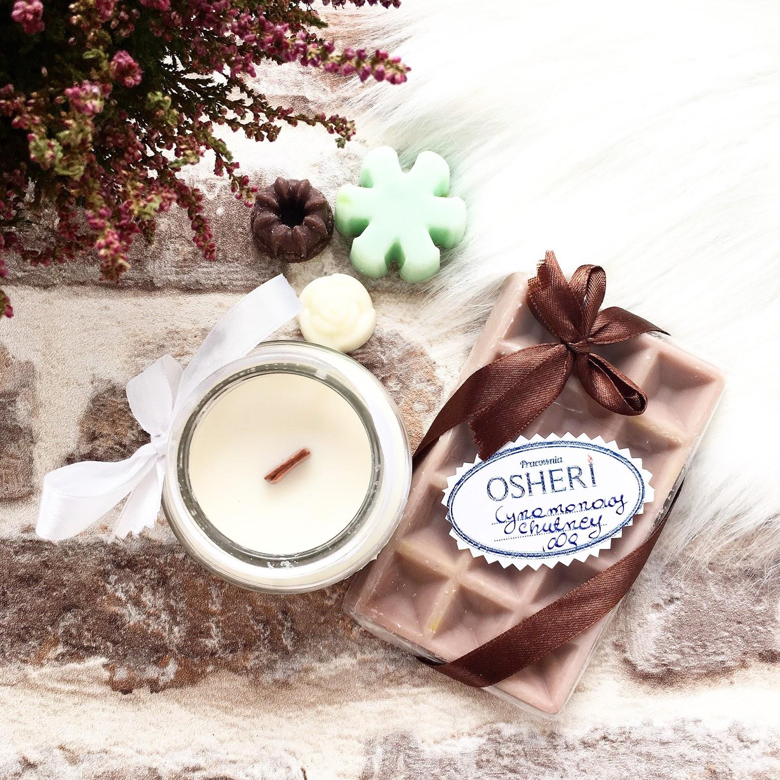 Świece i woski ręcznie robione – Pracownia Osheri
