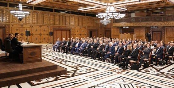 الأسد: اتفاق إدلب إجراء مؤقت حقق العديد من المكاسب الميدانية وفي مقدمتها حقن الدماء