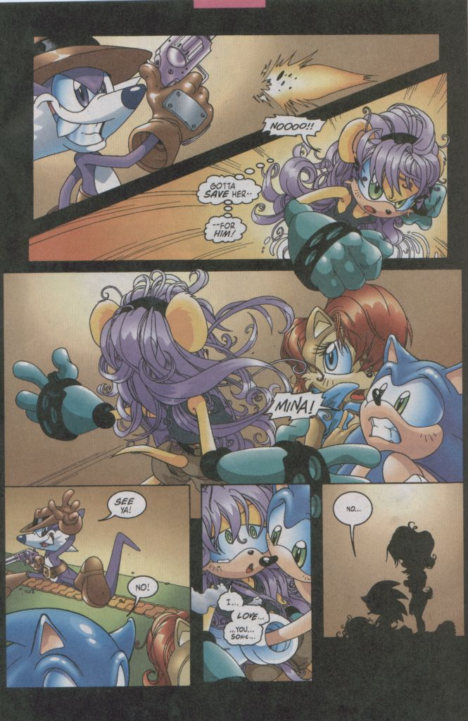 Read online Sonic The Hedgehog comic -  Issue #123 - 12