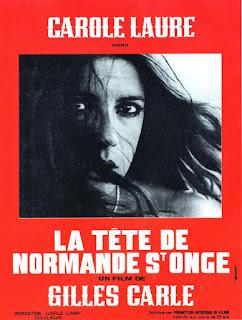 La tête de Normande St-Onge (1975)