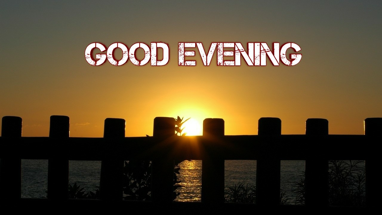 good evening picture of beautiful sunset hd scenry