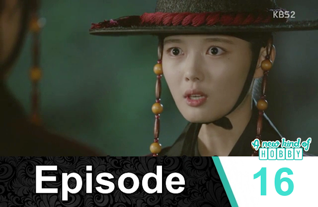 hong ra on in palace guard uniform- Love In The Moonlight - Episode 16 Review (Eng Sub) park bo gum & kim you jung