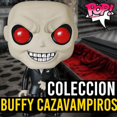 Lista de figuras funko pop de Funko POP Buffy Cazavampiros