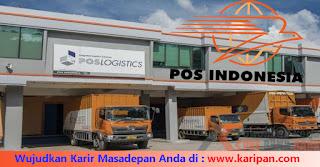 Lowongan Kerja BUMN PT Pos Logistik Indonesia
