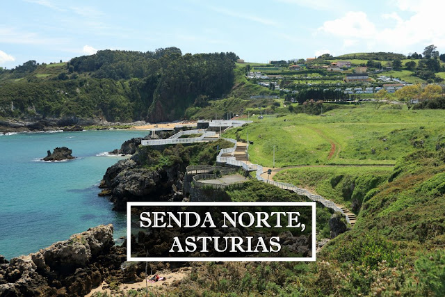 Senda Norte de Asturias; tramo Candás, Perlora, Aboño