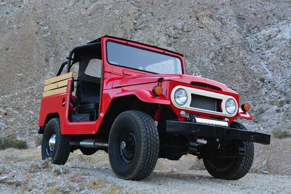 1963 Toyota FJ40 Land Cruiser For Sale