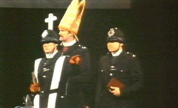 Church police Monty Python Live at the Hollywood Bowl