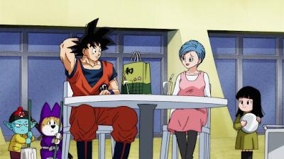 Ver Dragon Ball Super (Latino) Saga de la Supervivencia Universal - Capítulo 77