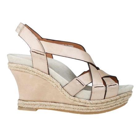 4b3c74d41189 Podiatry Shoe Review  Comfortable Women s Wedge Sandal - Earthies ...