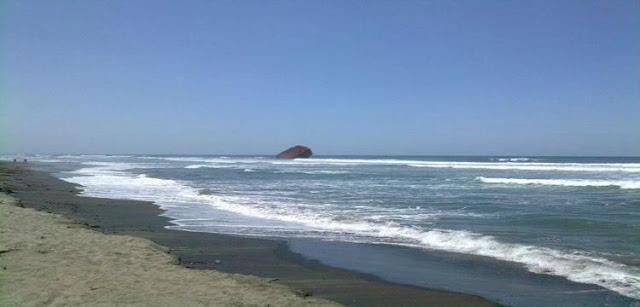 Playas costa Michoacán