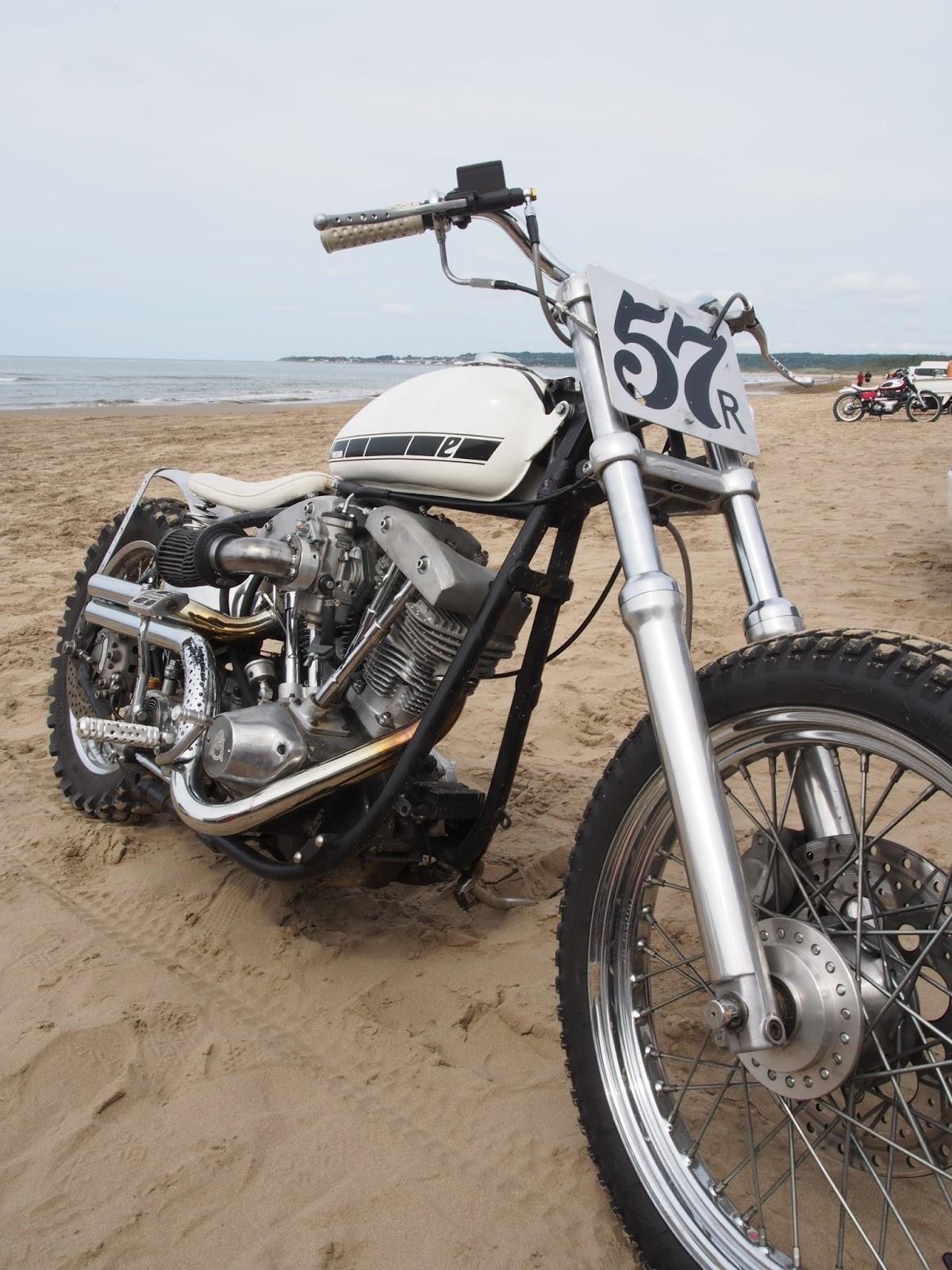 Eski Model Custom Motorlar