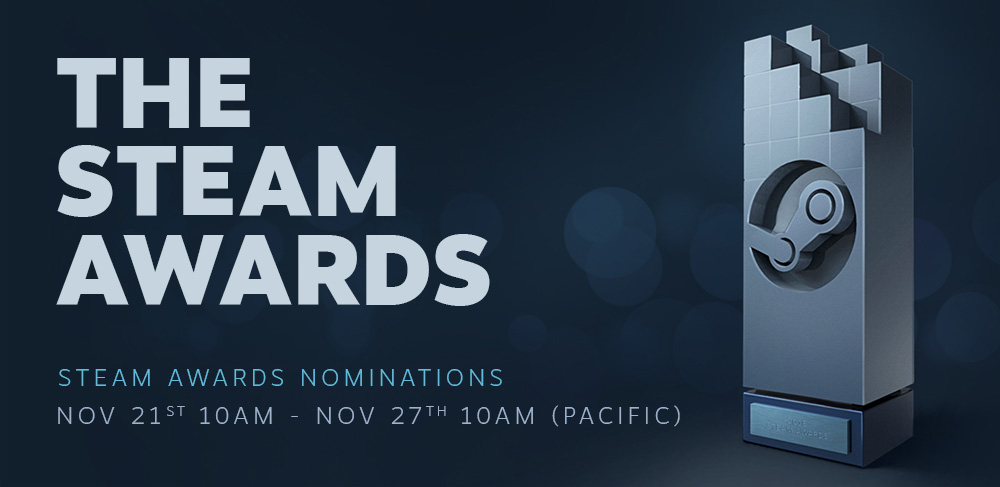 scs software s blog the steam awards 2018 nominations