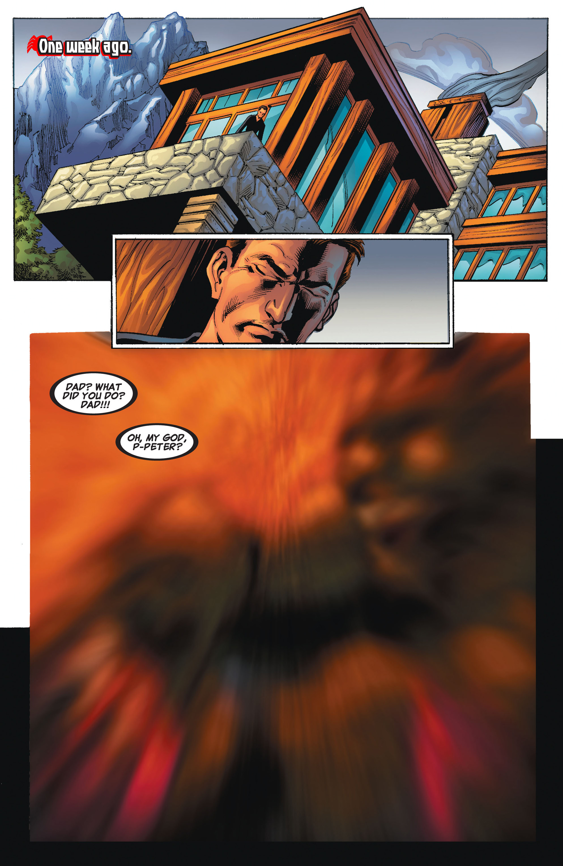 Read online Ultimate Spider-Man (2000) comic -  Issue #73 - 3