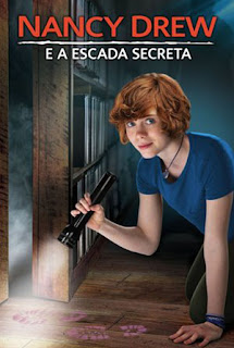 Nancy Drew e a Escada Secreta - BDRip Dual Áudio