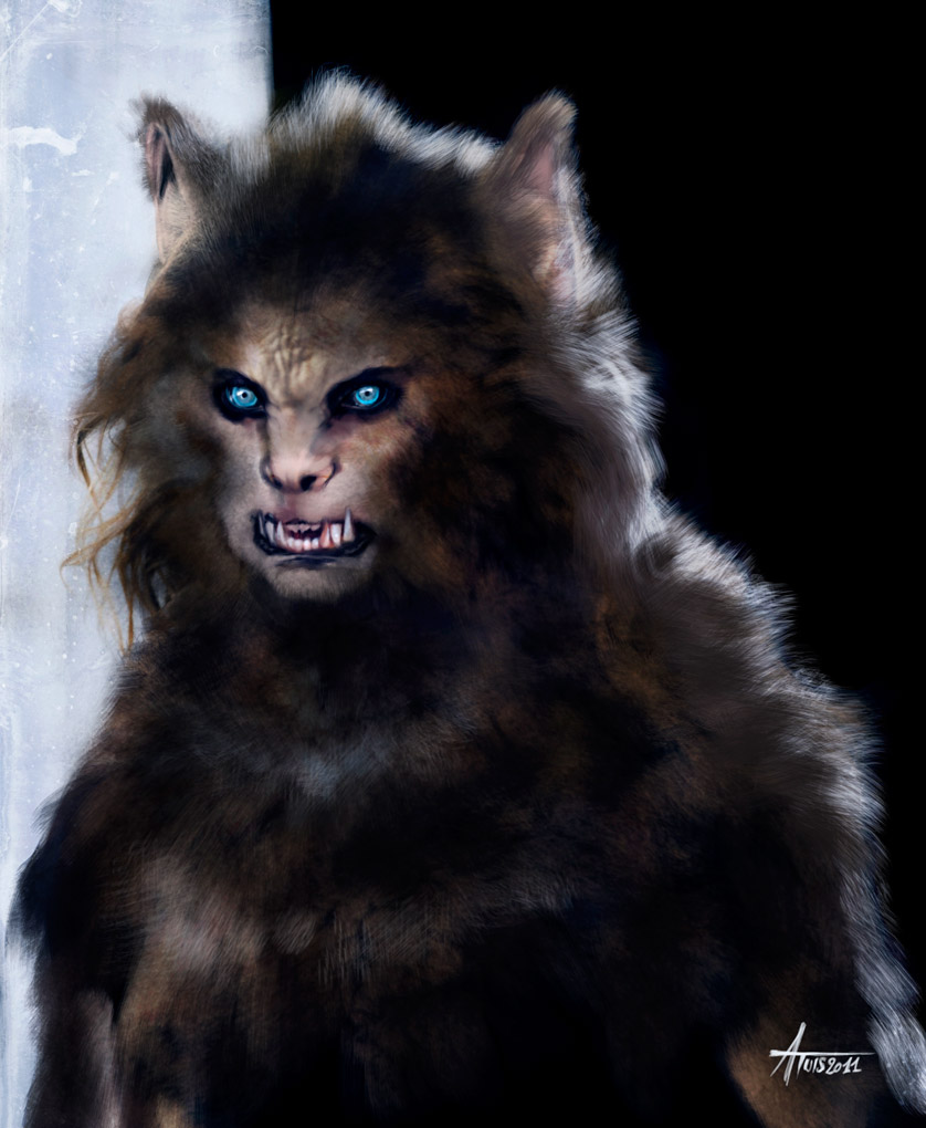 Rival fantasies: Dungeons & Dragons players and their ...  Dark Shadows Movie Werewolf