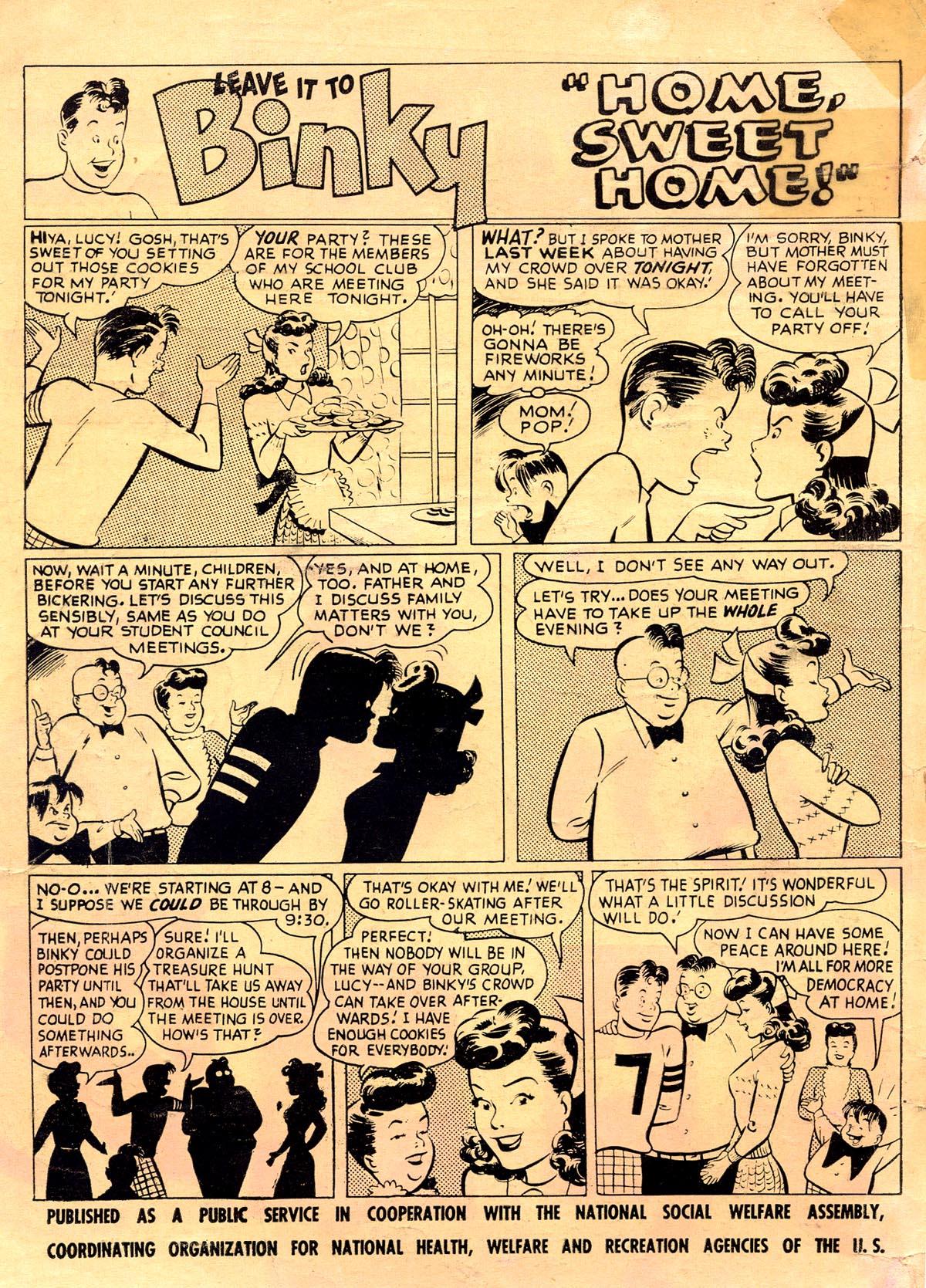 Read online Detective Comics (1937) comic -  Issue #203 - 2