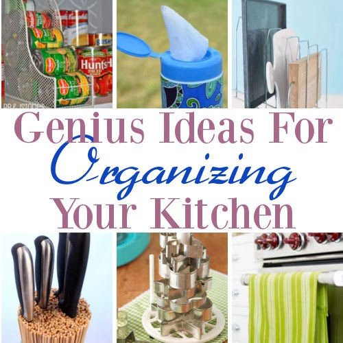 DIY Home Sweet Home: Genius Ideas For Organizing Your Kitchen Ideas For Organizing Your Kitchen on design your apartment kitchen, organizing a small apartment kitchen, organize your kitchen, organized kitchen, organizing bottom cabinets kitchen, organizing the kitchen, ideas for menu planning, food storage in tiny kitchen,
