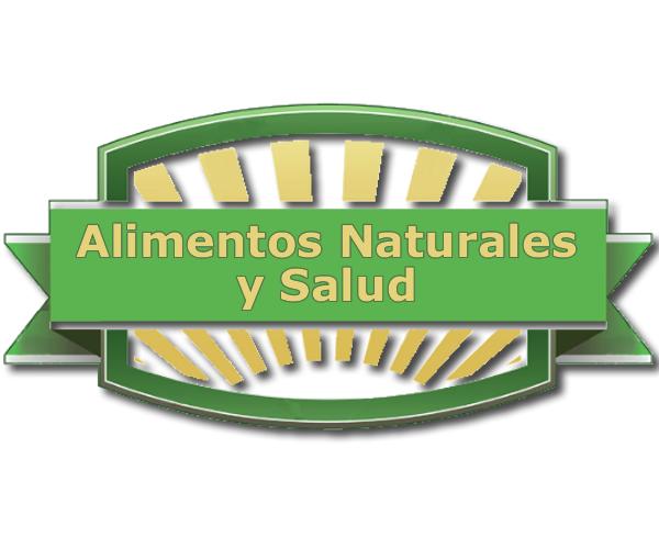 Alimentos Naturales y Salud. Alimentación sana sin industrializar.